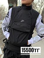Безрукавка Nike чер 2907
