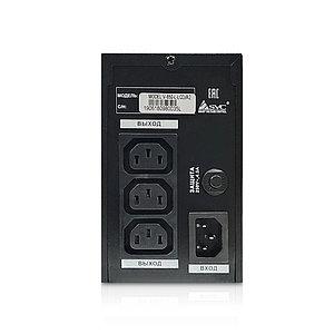 Источник бесперебойного питания SVC V-650-L-LCD/A2