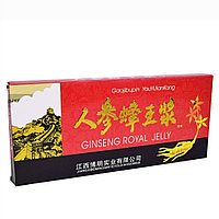 Маточное молочко с женьшенем Ginseng Royal Jelly