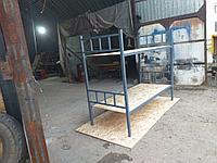 Металлическая разборная кровать