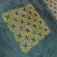 Машинная вышивка на материалах клиента