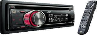 Автомагнитола JVC KD-DV 5606
