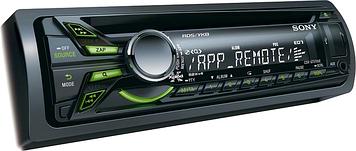 Автомагнитола Sony CDX-GT470UE
