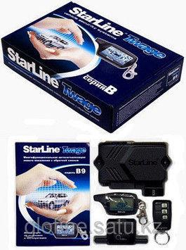 Автосигнализация StarLine B9