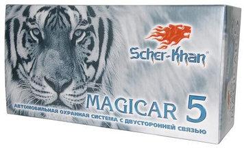 Автосигнализация с автозапуском Scher-Khan Magicar 5