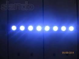 Универсальные дневные ходовые огни LED DC-12V