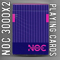 NOC 3000X2 playing cards