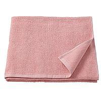 KORNAN КОРНАН Банное полотенце, розовый, 70x140 см