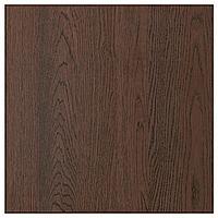 SINARP СИНАРП Дверь, коричневый, 60x60 см