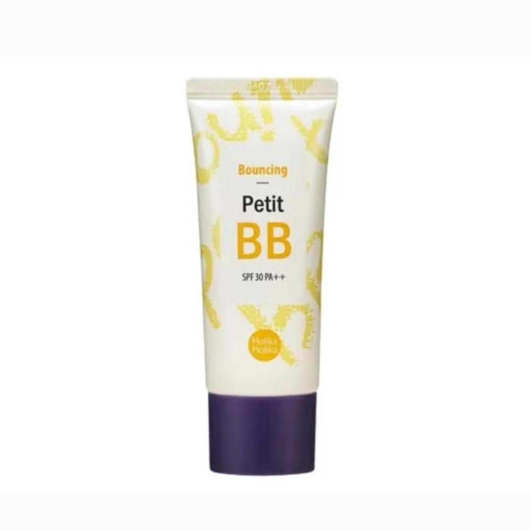 ББ крем лифтинг-эффект Holika Holika Petit BB Cream Bouncing SPF30+/PA++30ml.