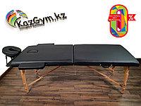 Массажный стол складной, с чехлом X-013, фото 1