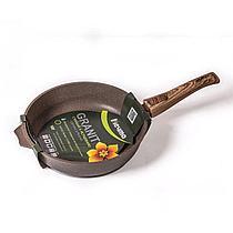 Сковорода Мечта Granit Brown 20 см. со съемной ручкой