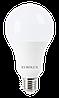 Лампа светодиодная LL-E-A80-25W-230-4K-E27 (груша, 25Вт, нейтр., Е27) Eurolux