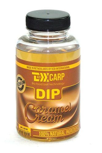 Дип TEXX Carp 200ml (XX125=Caramel Cream)