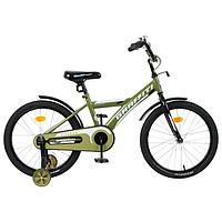 "Велосипед 20"" Graffiti Storman, цвет хаки"