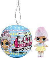 Кукла LOL Surprise Spring Sparkle Bunny Hun весенняя