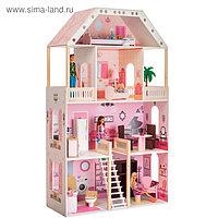 Кукольный домик «Поместье Монтевиль» (с мебелью)