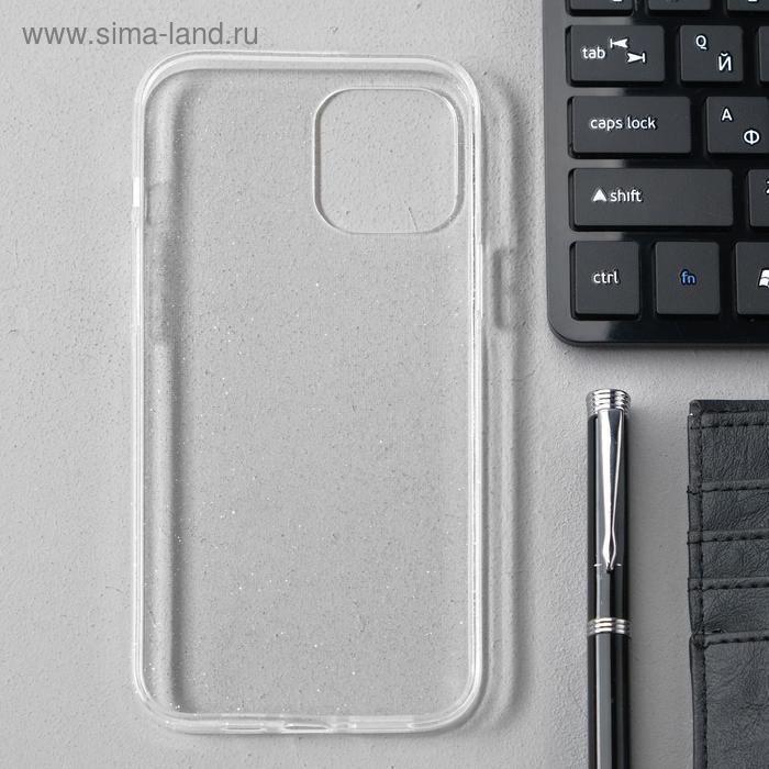 Чехол Activ SC123, для Apple iPhone 12 Pro Max, силиконовый, белый - фото 2