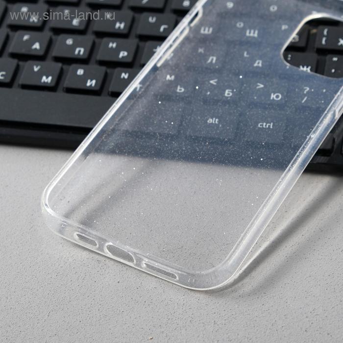 Чехол Activ SC123, для Apple iPhone 12 Pro Max, силиконовый, белый - фото 3