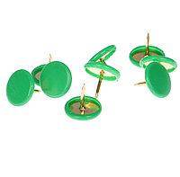 """Набор декоративных гвоздиков """"Зелёные"""" набор 100 шт 1х1х1 см"""