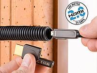 КАБЕЛЬ HDMI Оптоволоконный кабель Profi HDMI2.0b | до 100 м