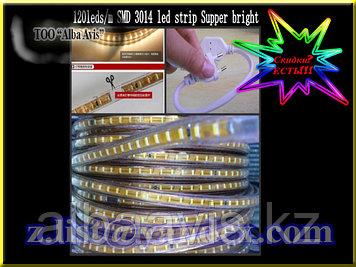 Светодиодные ленты 3014. led - ленты, диодные ленты. 9 цветов.
