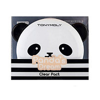 Матирующая пудра Panda's Dream Clear Pact SPF25+/PA++ 10g (Tony Moly) (#2 Beige)