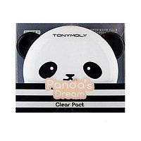 Матирующая пудра Panda's Dream Clear Pact SPF25+/PA++ 10g (Tony Moly) (#2 Beige)