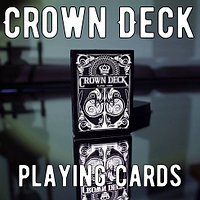 Crown Deck playing cards