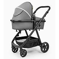 Детская коляска Happy Baby Linda Dark grey