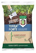 Грунт Здоровая земля Terra Forte 50л