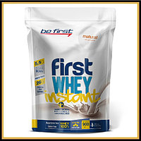 Be First Whey Instant 900гр (ваниль)