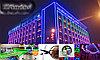 Ленты светодиодные 220 в. В ПВХ оболочке  LED лента SMD 5050, RGB, фото 2