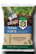 Грунт Здоровая земля Terra Forte 25л