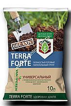 Грунт Здоровая земля Terra Forte 10л