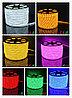 Ленты светодиодные 220 в. В ПВХ оболочке  LED лента SMD 2835, фото 5