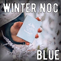 Winter NOC blue Playing Cards