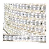 Ленты светодиодные 220 в. В ПВХ оболочке  LED лента SMD 2835, фото 2