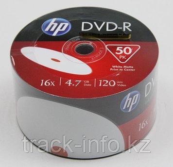 Диски DVD-R HP