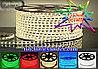 Ленты светодиодные 220 в. В ПВХ оболочке  LED лента SMD 5730, фото 4