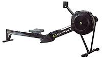Гребной тренажер Concept 2 модель D (монитор PM5) (чёрный)