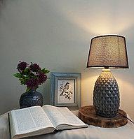 Торшер керамический, ваза и рамка для фото