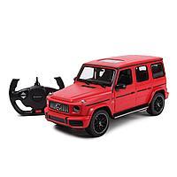 Машина Rastar РУ 1:14 Mercedes-Benz G63 Красная