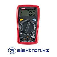 Цифровой мультиметр UT33С+, прибор измерительный UNIT купить Нур-Султан