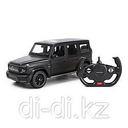 Машина Rastar РУ 1:14 Mercedes-Benz G63 Черная