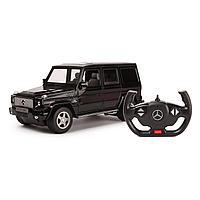 Машина Rastar РУ 1:14 Mercedes-Benz G55 Черная