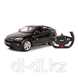 Машина Rastar РУ 1:14 BMW X6 Черная