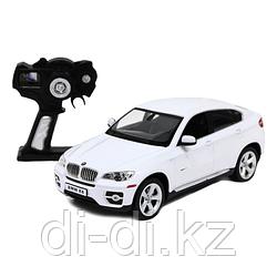 Машина Rastar РУ 1:14 BMW X6 Белая