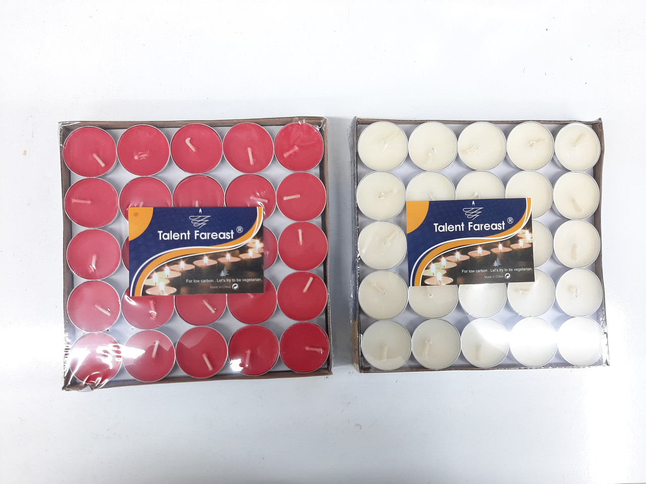 Свечи таблетки ароматические 50 шт.
