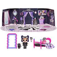 LOL Surprise Furniture игровой набор с мебелью и куклой - Спальня, фото 1